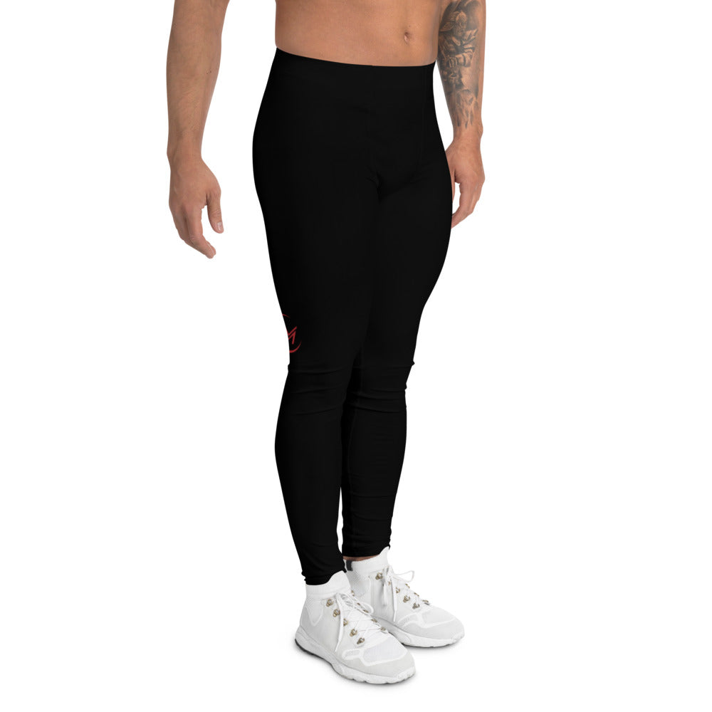 M Logo Men's Leggings