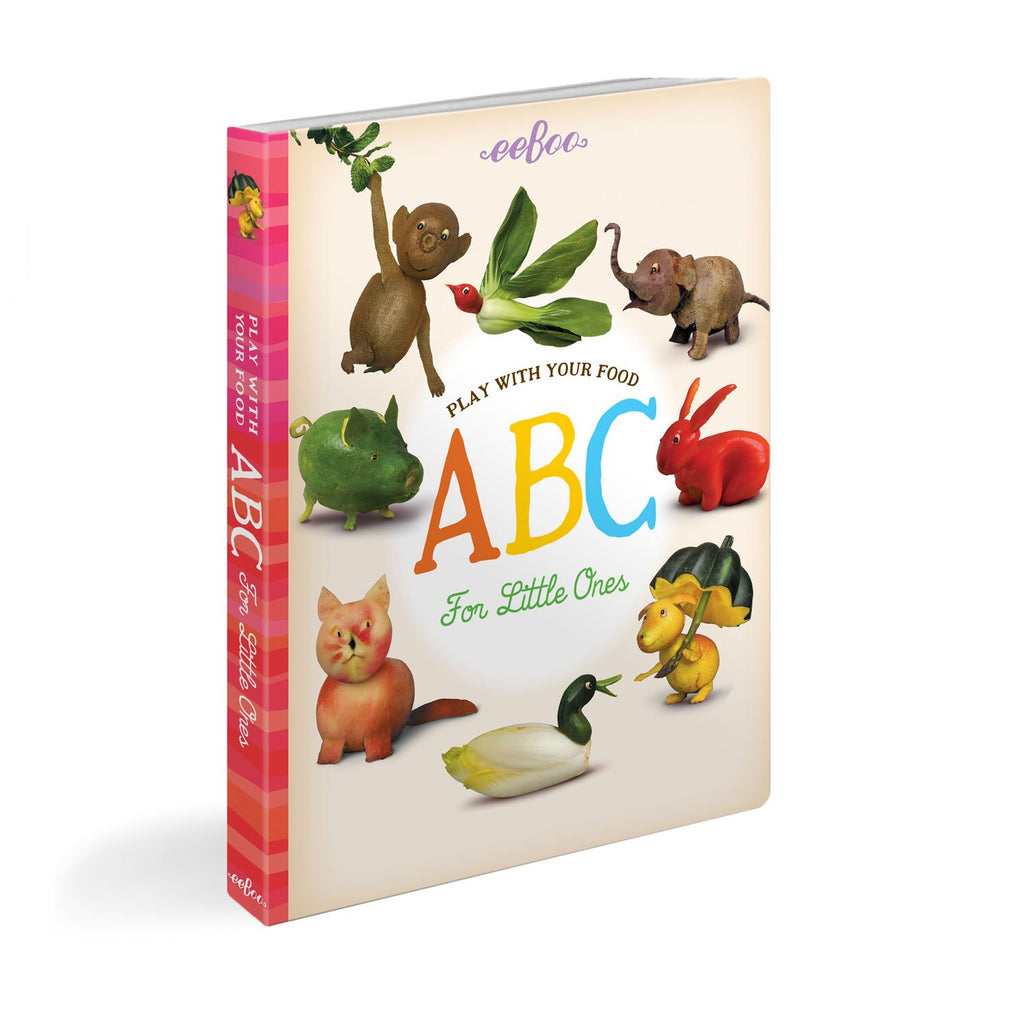 Play with Your Food ABC for Little Ones
