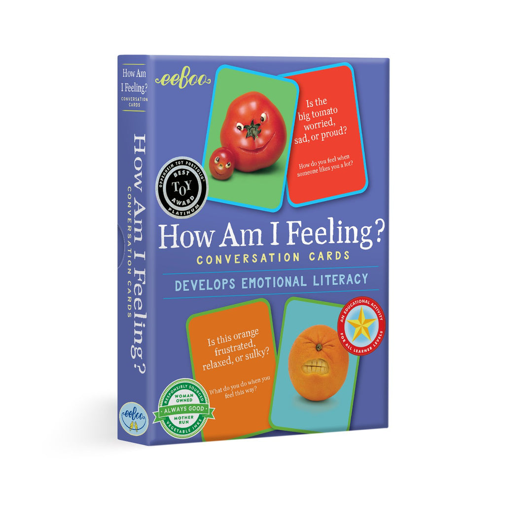 How Am I Feeling? Conversation Cards