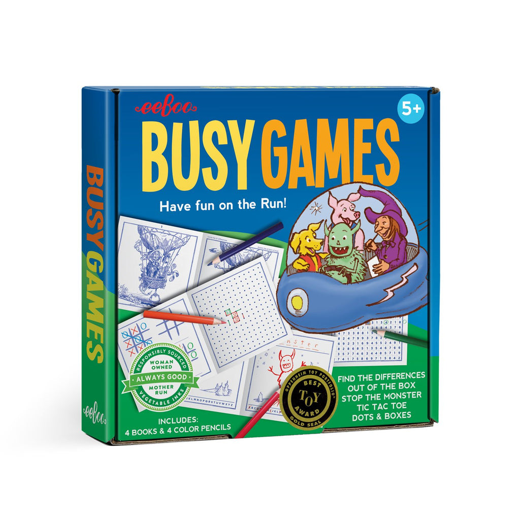 Busy Game Set