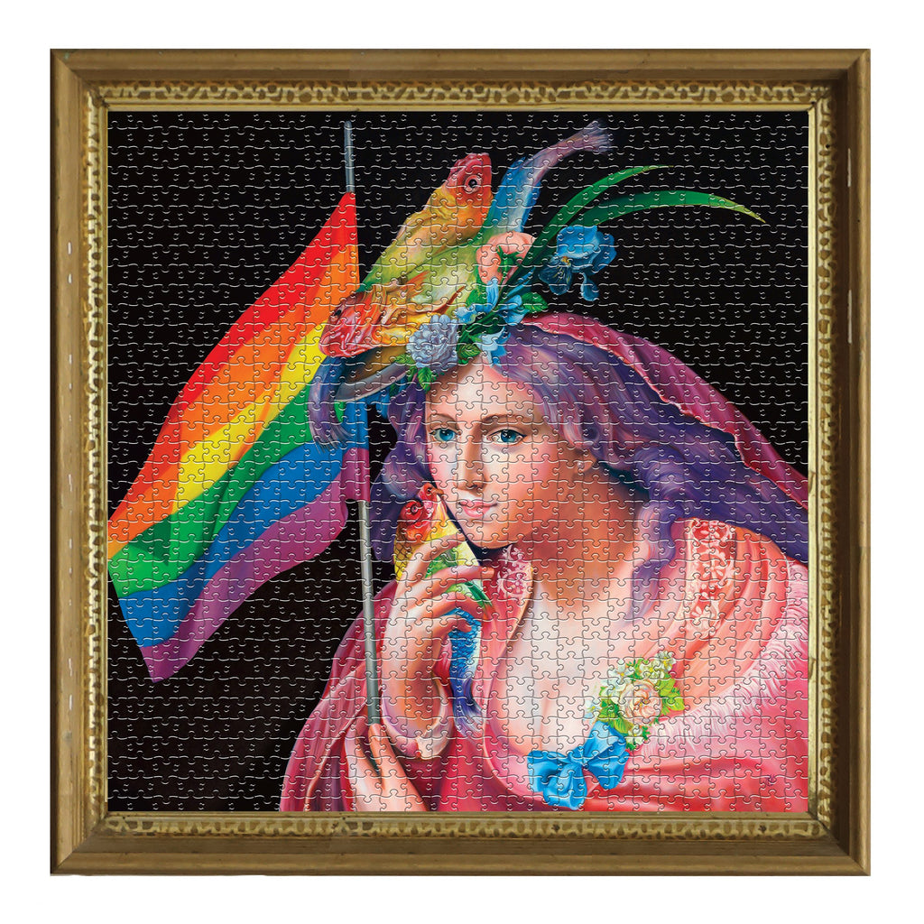 Liberty Rainbow 1000 Piece Puzzle