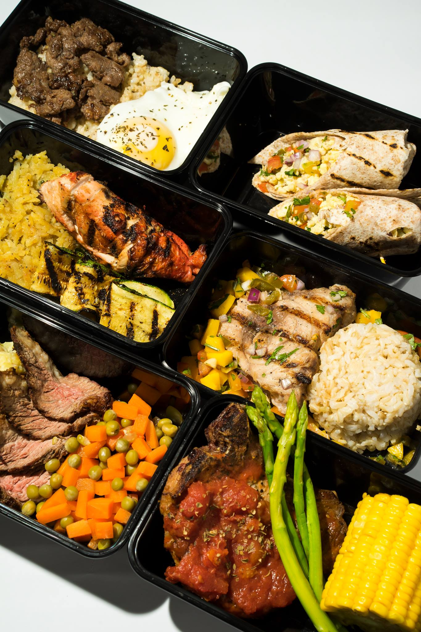 Lean Machine Meal Plan