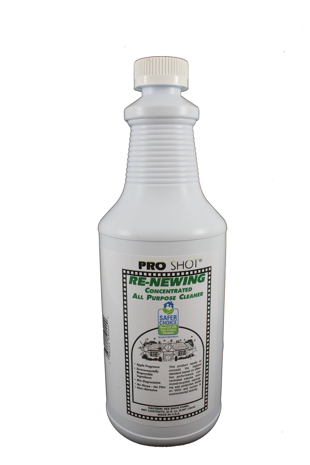 PRO SHOT® Re-Newing Concentrated All Purpose Cleaner 32 oz image
