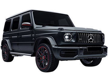 Mercedes Benz AMG G63 For Rent