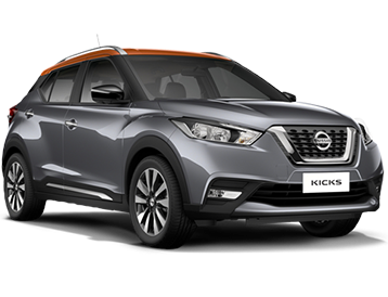 Nissan Kicks For Rent