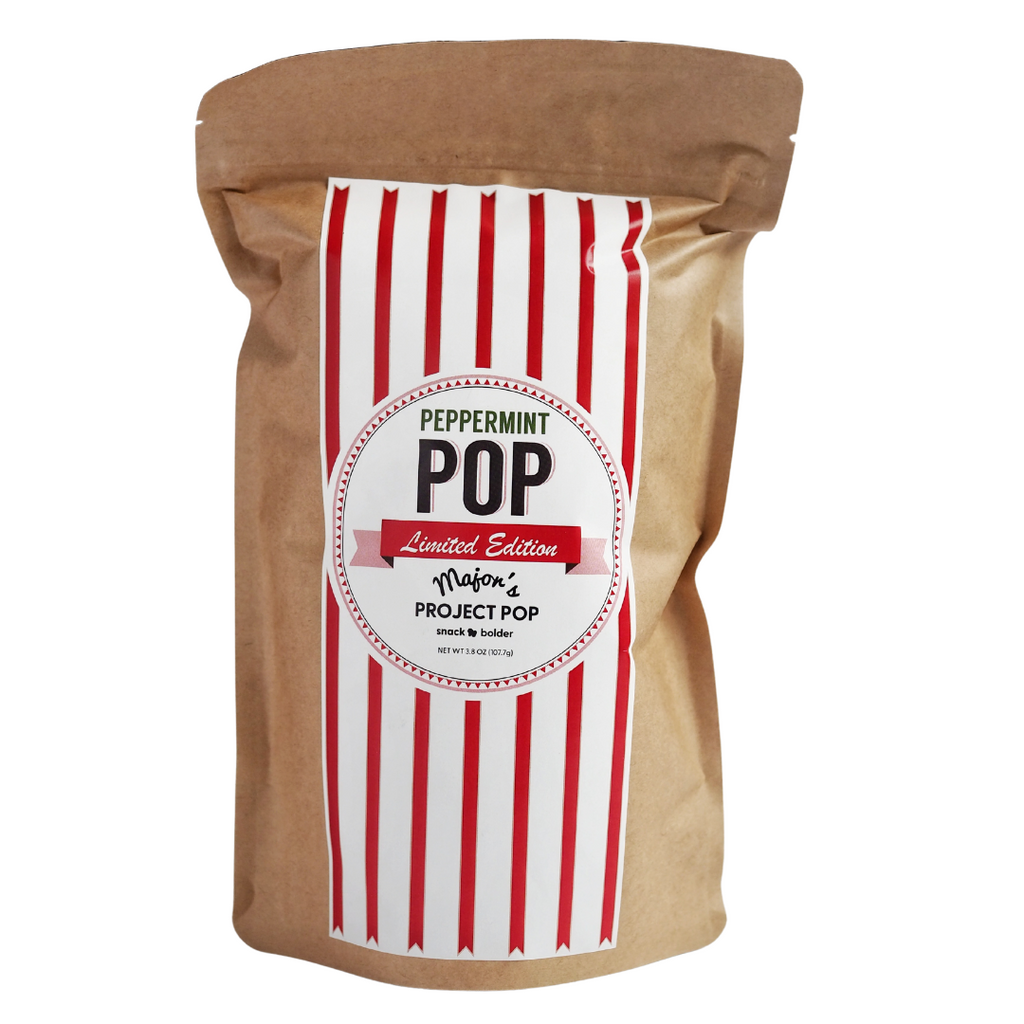2-Pack Organic Kettle Peppermint Pop (Shipping Included)