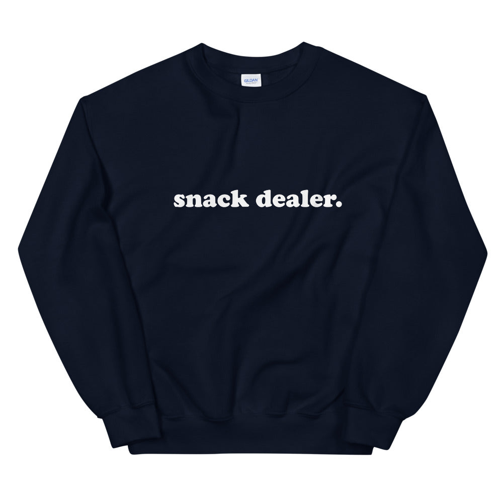 Snack Dealer Sweatshirt
