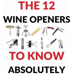 How To Choose The Best Wine Opener For Your Personality, Tastes & Needs | PaddyCorkscrew