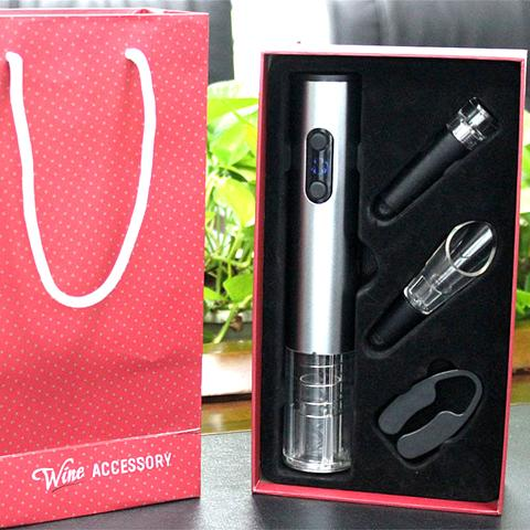 TRIBE PACK SOMMELIER ELECTRIC CORKSCREW