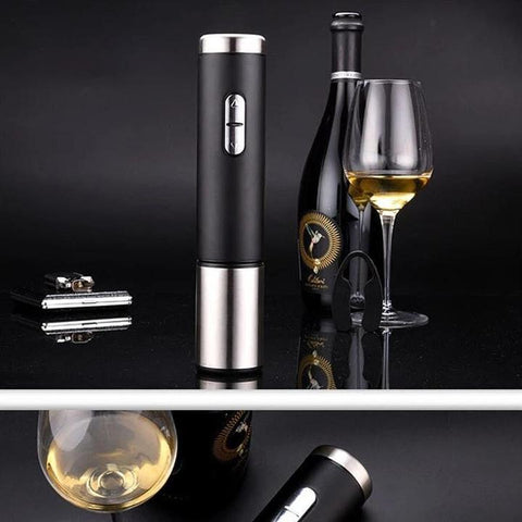BLACK DELIGHT PROFESSIONAL ELECTRIC CORKSCREW