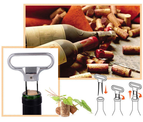 Ah-So Two-prong Cork Extractor
