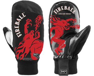 The Fireball Ripper Mitten 18'