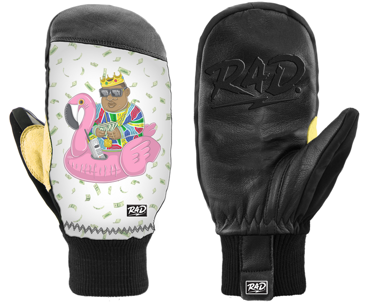 The Ripper Pro Mitten 18'