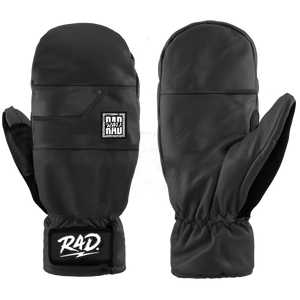 Rad Gloves 2020 Baller Mitten in Black