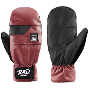 Rad Gloves 2020 Baller Mitten in Wine