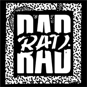 Rad Logo Individual Sticker