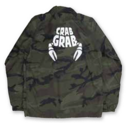 Crab Grab - Coach Crab Jacket