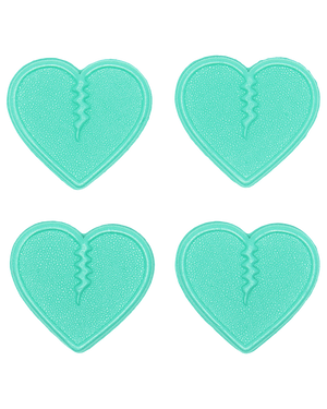 Crab Grab - Mini Hearts (4 Pack)