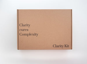 Clarity Kit box