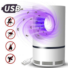 Load image into Gallery viewer, Repellinator Ultraviolet LED Mosquito Repellent USB Lamp Night Gadget Repellinator