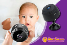 Load image into Gallery viewer, Remote Mini IP Camera Full HD Night Vision