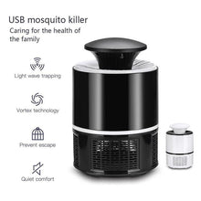 Load image into Gallery viewer, Mosquito Fly Bug Repellent USB Rechargeable Gadget Mosquito Shield+