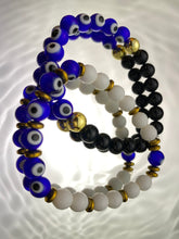 Load image into Gallery viewer, Evil Eye Protection Bracelet
