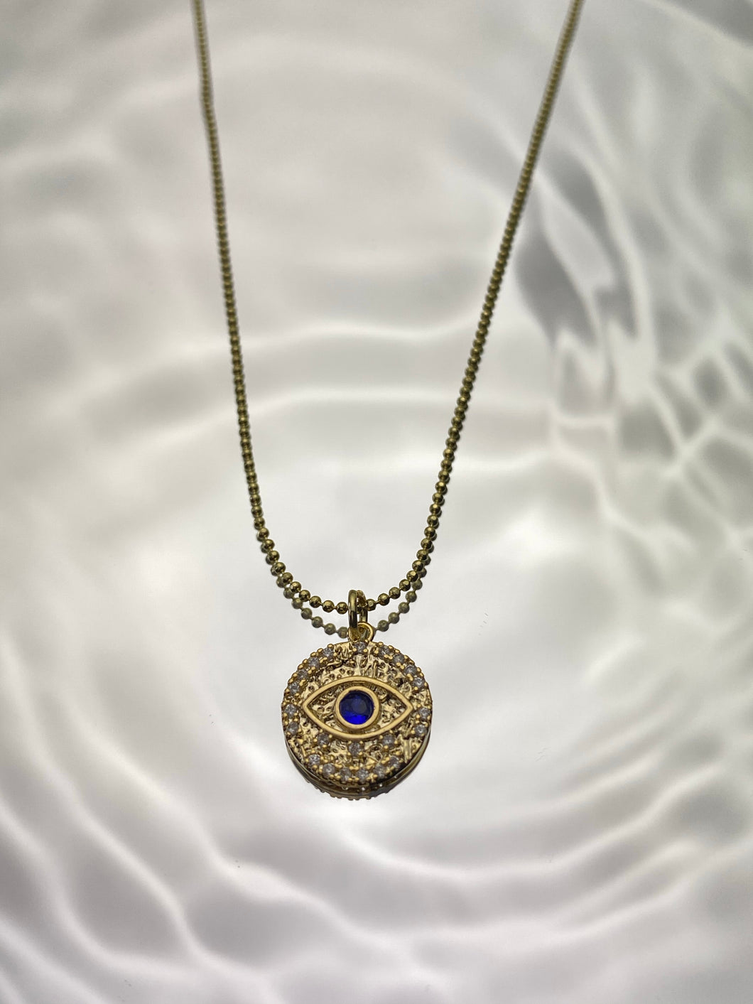 Guarded Evil Eye