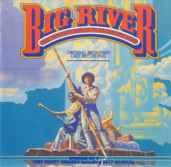 Big River Original Broadway Cast Recording