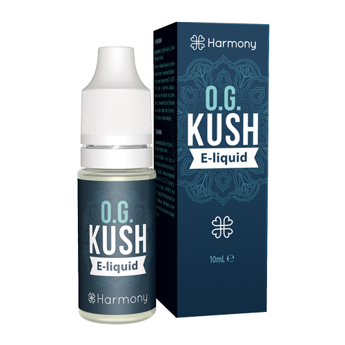 Harmony CANNABIS ORIGINALS OG KUSH Pur Terpènes + 3mg/mL de CBD (30mg au total)