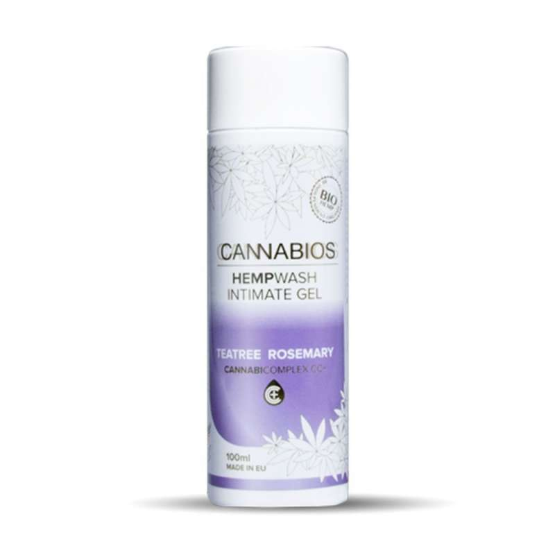 Gel Intime Chanvre & Cannabidiol (CBD) 250ml