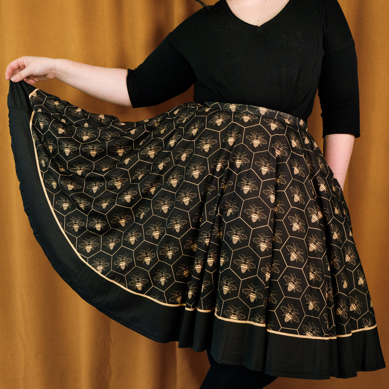 [PREORDER] Bee Midi Skirt
