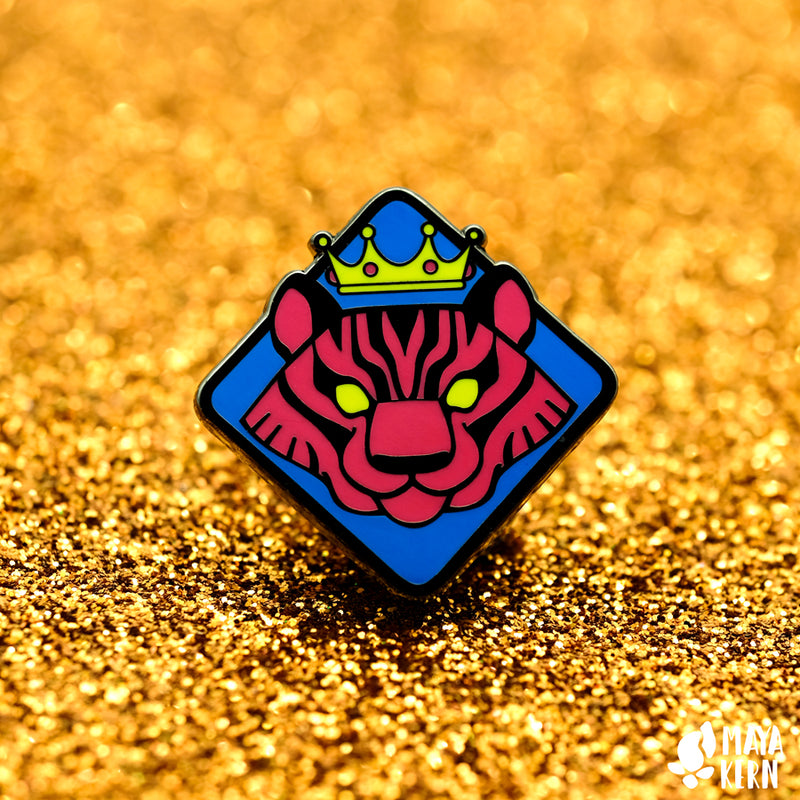 Royalty Hard Enamel Pin