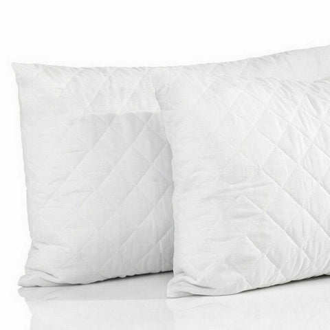 "Ultra Premuim soft and Plush feel 17""x27"" Microfibre Quilted Pillow Takia"