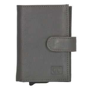 Double-d fh-serie safety wallet Grijs