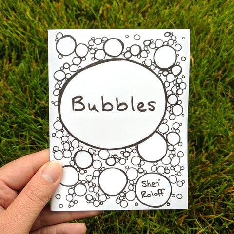 Bubbles Mini Zine