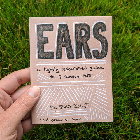 Ears Mini Zine