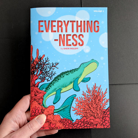Everything-ness Zine
