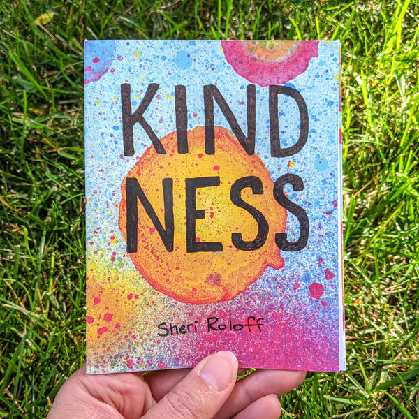 Kindness Mini Zine