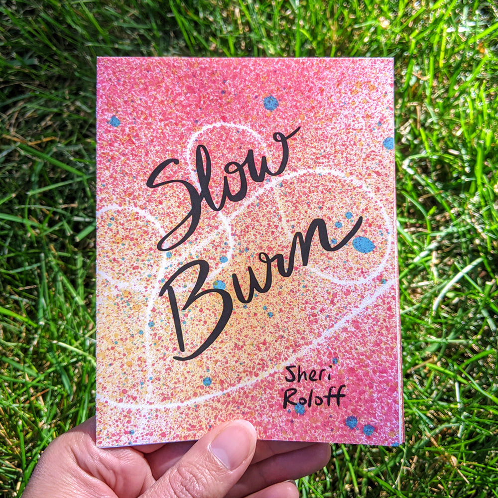 Slow Burn Mini Zine