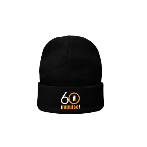 Black Impulse 60th Anniversary Beanie