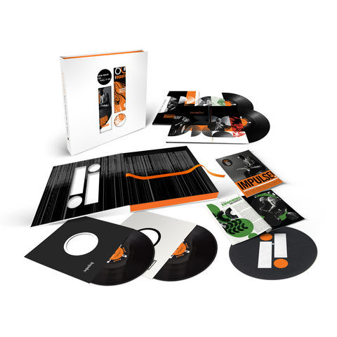Impulse Records: Music, Message and the Moment Box Set #0001