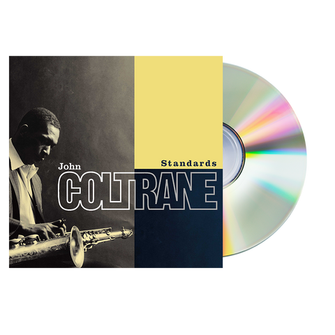 John Coltrane: Standards CD