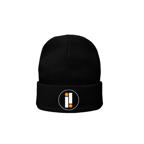 Black Impulse Iconic Double II Beanie