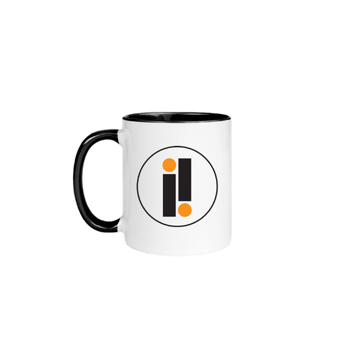 White Impulse Iconic Double II Mug