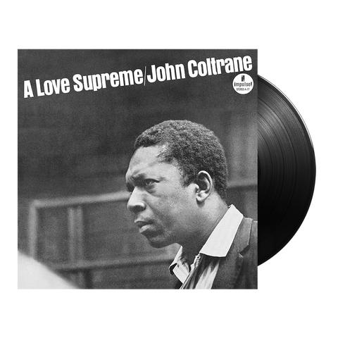 John Coltrane: A Love Supreme LP
