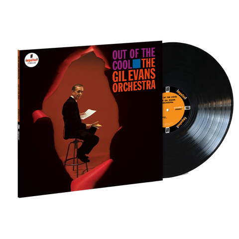 Gil Evans Acoustic Sounds: Out Of The Cool LP