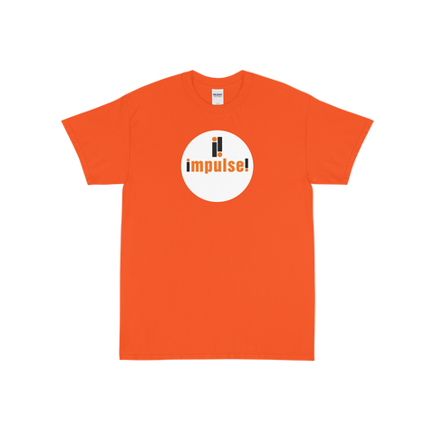 Orange Impulse Classic Logo T-Shirt