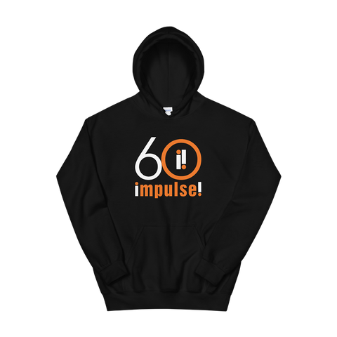 Black Impulse 60th Anniversary Hoodie