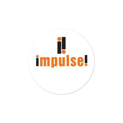 Impulse Classic Logo Sticker